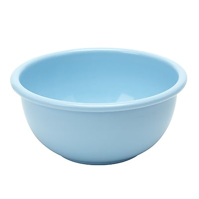 Red Pomegranate Vento Individual Soup Bowl; Turquoise