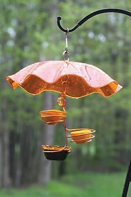 Birds Choice Single Cup/Double Fruit Oriole Tray Bird Feeder (WYF078277616744) photo