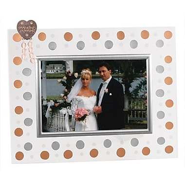Creative Gifts International Together Forever Picture Frame; 5'' x 7''