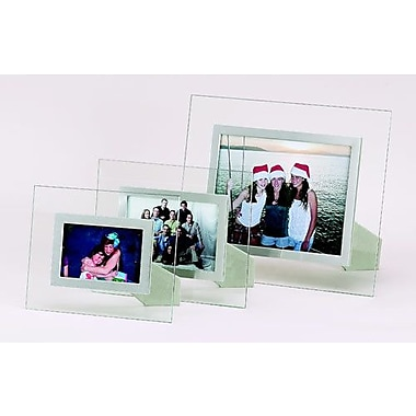 Creative Gifts International Glass Picture Frame; 5'' x 7''