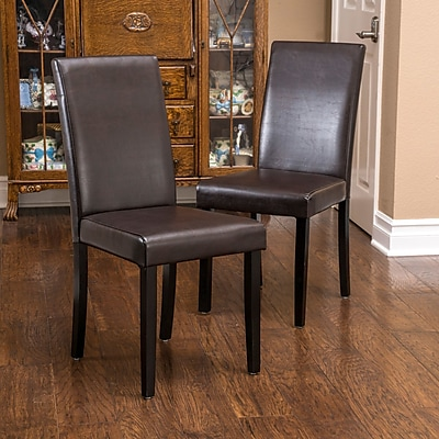 Home Loft Concepts Ryan Parsons Chair (Set of 2)