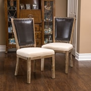 Home Loft Concepts Westfield Side Chair (Set of 2)