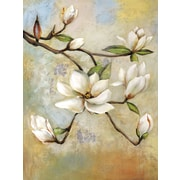 Portfolio Canvas 'Spring Whisper I' by Sandy Doonan Framed Painting Print on Wrapped Canvas