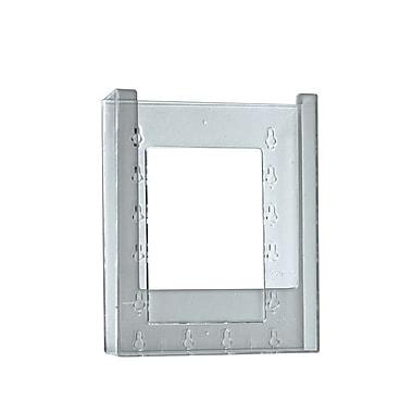 Azar Displays Bi-fold Modular Brochure Holder, 9