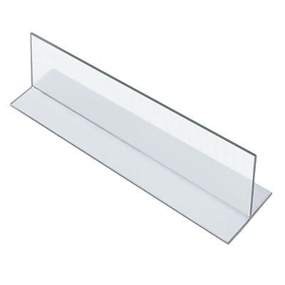 Azar Clear Acrylic Divider 7.5-inch