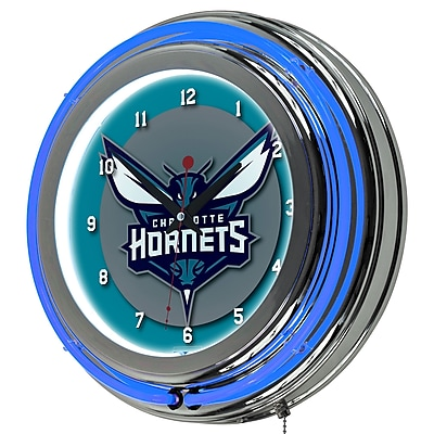 Trademark Global NBA NBA1400-CH Hornets 14.5