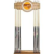 Trademark Global NBA NBA6000HC-CC Cue Rack with Mirror; Cleveland Cavaliers
