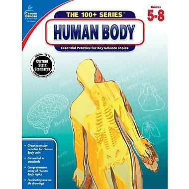 Carson-Dellosa The 100+ Series Human Body Book (104641)