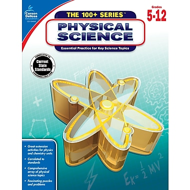 Carson-Dellosa The 100+ Series Physical Science Book (104642)