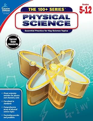 Carson-Dellosa The 100+ Series Physical Science Book