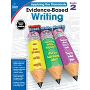Carson-Dellosa Evidence-Based Writing Workbook for Grade 2