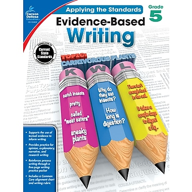Carson-Dellosa Evidence-Based Writing Workbook for Grade 5 (104828)