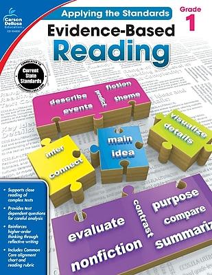 Carson-Dellosa Evidence-Based Reading Workbook for Grade 1