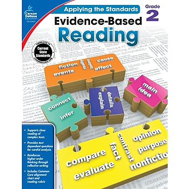 Carson-Dellosa Evidence-Based Reading Workbook for Grade 2 (104831)