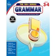 Carson-Dellosa The 100+ Series Grammar Book for Grade 3 to 4