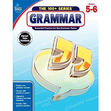 Carson-Dellosa The 100+ Series Grammar Book for Grade 5 to 6