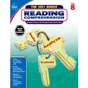 Carson-Dellosa Reading Comprehension Workbook for Grade 8