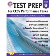 Mark Twain Test Prep for CCSS Performance Tasks Resource Book for Grade 8