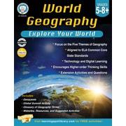 Mark Twain World Geography Resource Book