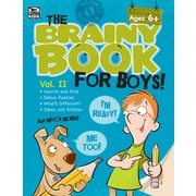 Thinking Kids Brainy Book for Boys Volume 2