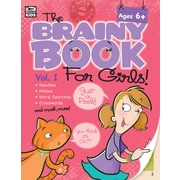 Thinking Kids Brainy Book for Girls Volume 1