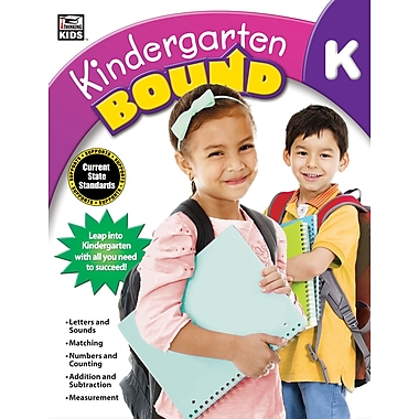 Carson-Dellosa Thinking Kids Kindergarten Bound Workbook (704633)