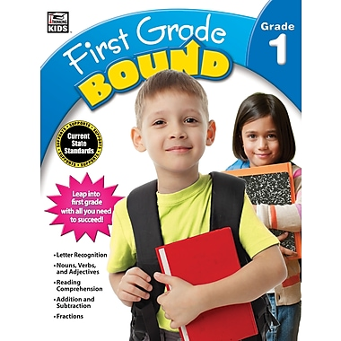 Thinking Kids First Grade Bound Workbook