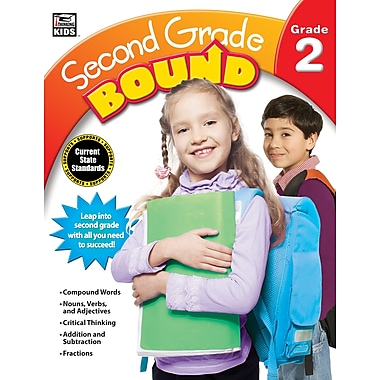 Carson-Dellosa Thinking Kids Second Grade Bound Workbook (704635)