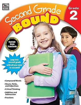 Thinking Kids Second Grade Bound Workbook