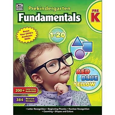 Thinking Kids Prekindergarten Fundamentals Workbook