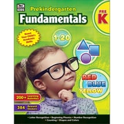 Thinking Kids Prekindergarten Fundamentals Workbook