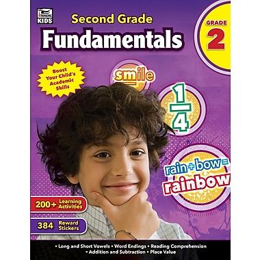 Carson-Dellosa Thinking Kids Second Grade Fundamentals Workbook (704648)