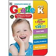 Thinking Kids Complete Book of PreK Workbook, Paperback (9781483813042)