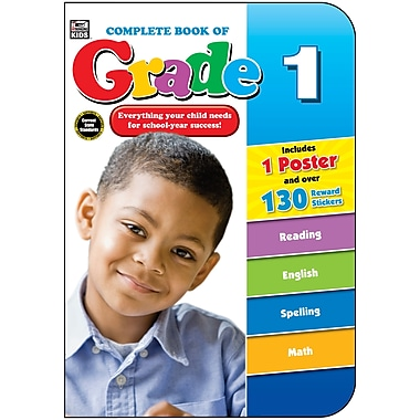 Thinking Kids Complete Book of Grade 1