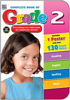 Thinking Kids Complete Book of Grade 2