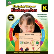 Thinking Kids Everyday Success Workbook for Grade K