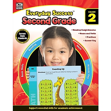 Thinking Kids Everyday Success Workbook for Grade 2