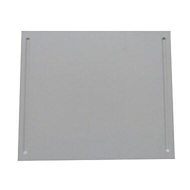 Quagga Designs qd-box™ Top Panel for 1 qd-box™, Off-White Stain