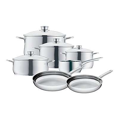 WMF Diadem Plus 11 Piece Cookware Set