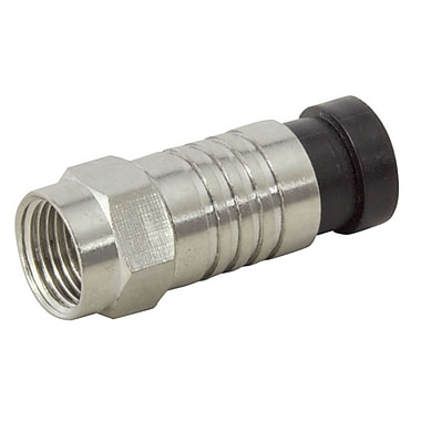 Digiwave DGA6089RG6 RG6 Compression F Connector, 0.5