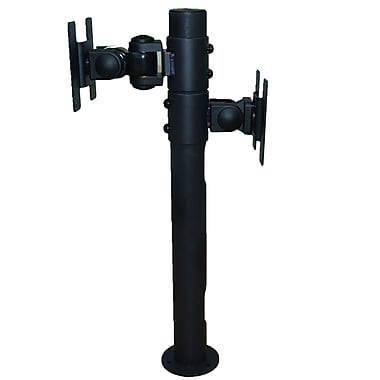 TygerClaw Dual Display Point of Sale Desk Mount, 5.1