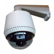 "SeqCam SEQ4502 Speed Dome Security Camera, 14"" x 15"" x 11"", Ivory"