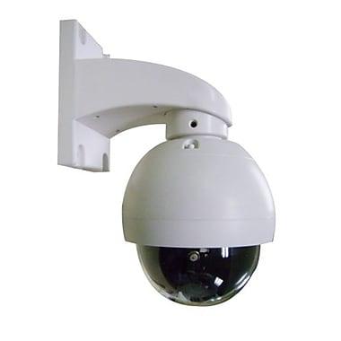 SeqCam - Caméra de sécurité à mini-dôme rapide SEQ5501, 10 x 11 x 8 (po), ivoire