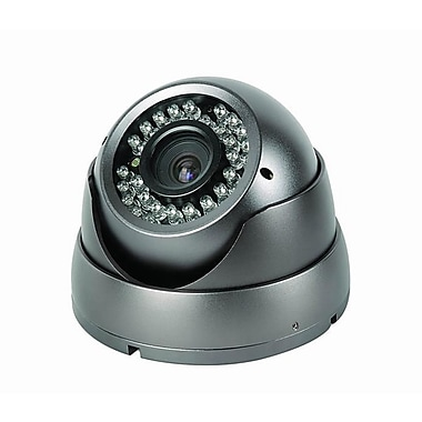 SeqCam Vandalproof IR Dome Colour Security Camera, 5
