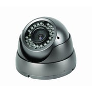 SeqCam SEQ7104 Wired Indoor/Outdoor Dome Camera 700 TVL