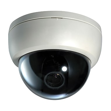 SeqCam Plastic Dome Colour Security Camera, 5