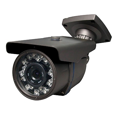 SeqCam Weatherproof IR Colour Security Camera, 5