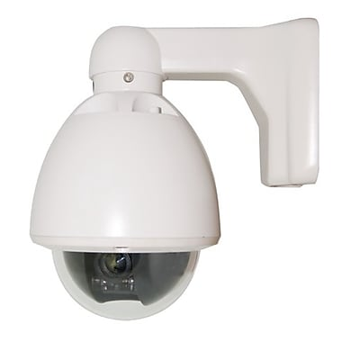 SeqCam SEQ7601 Mini Speed Dome Security Camera, 10