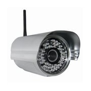 SeqCam SEQCM718CH Wired Indoor/Outdoor Bullet Camera 420 TVL