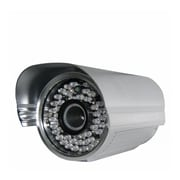 SeqCam SEQCM804CA Wired Indoor/Outdoor Bullet Camera 380 TVL